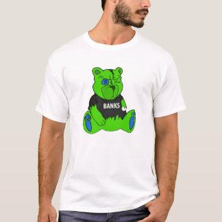 White BANKS T-Shirt