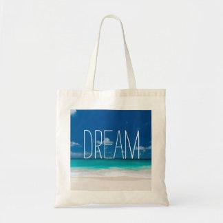 White Beach, Blue sky and Dream