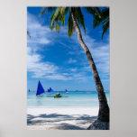 White Beach | Boracay, Philippines Poster