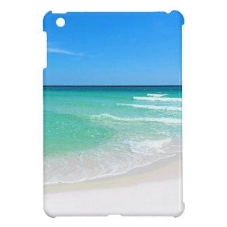 White Beach iPad Mini Case
