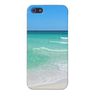 White Beach iPhone 5/5S Cases
