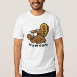 White Beaver Hunter Tshirt