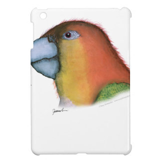 white bellied caique, tony fernandes case for the iPad mini