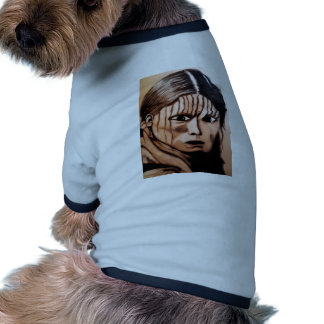 White Belly. Sioux. 1900 Pet T-shirt