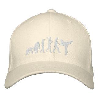 White Belt Karate Cap for New martial artists Baseball Cap