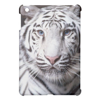 White Bengal Tiger Photography iPad Mini Case