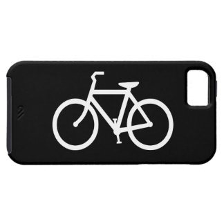 White Bike Route iPhone 5 Cases
