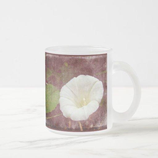 White Bindweed - The Wild Perennial Morning Glory Mugs