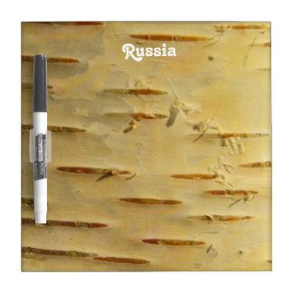 White Birch Dry-Erase Whiteboards