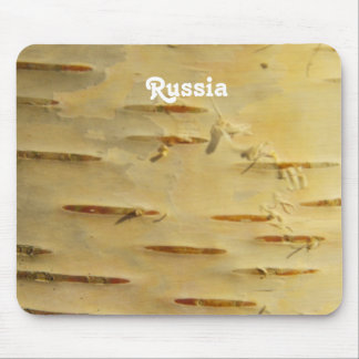 White Birch Mouse Pads