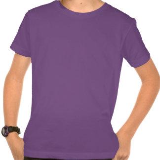 White Birds Silhouette Kids' Shirt