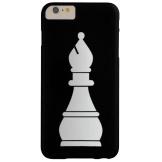 White bishop chess piece barely there iPhone 6 plus case