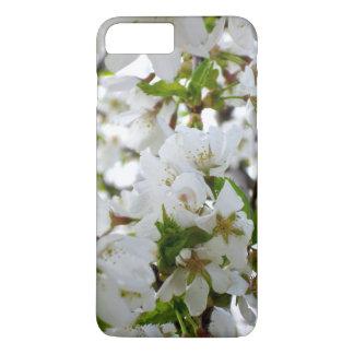 White Blossom iPhone 7 Plus Case
