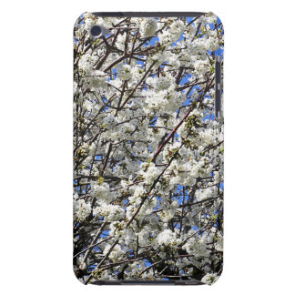 White Blossom iPod Touch Cases