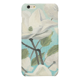 White Blossoms from the South iPhone 6 Plus Case
