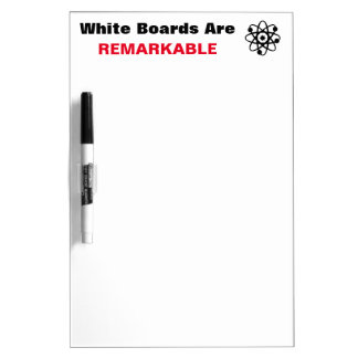 White boards are Remarkable Dry-Erase Boards