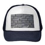 White Brick Wall Trucker Hat