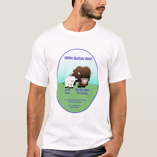 White Buffalo Kids! T-Shirt
