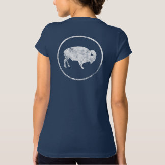 White Buffalo Outdoors Distressed Shirt