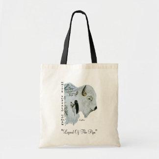 White Buffalo Woman Bag