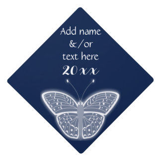 White Butterfly • Choose Color • Add Name/Text
