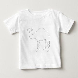 White Camel Baby T-Shirt