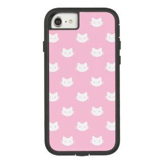 White Cat Phone Case