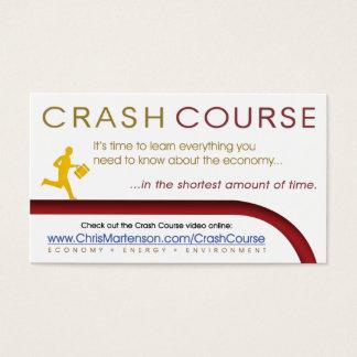 White CC Promo Card (Custom)