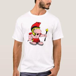 White Centurian Sparton Roman T-Shirt