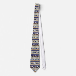 White Chicken Easter Parade Tie