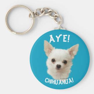 White Chihuahua, Aye Chihuahua Key Ring