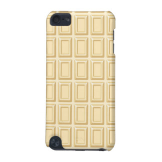 White Chocolate Bar Texture iPod Touch (5th Generation) Covers