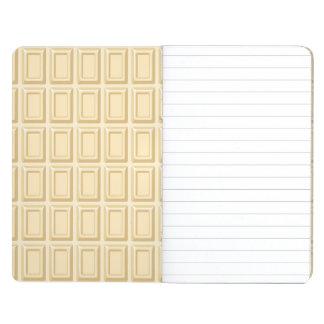 White Chocolate Bar Texture Journal