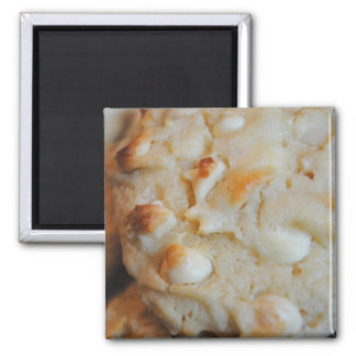 White Chocolate Chip Cookie Magnet