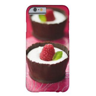 White chocolate mousse dessert barely there iPhone 6 case