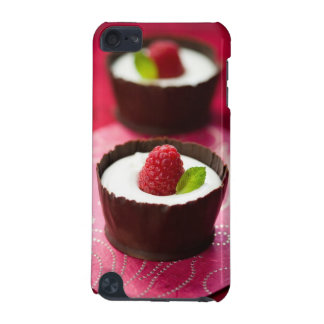 White chocolate mousse dessert iPod touch (5th generation) cover