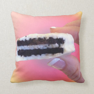 White Chocolate Oreo Cushion