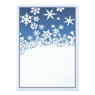 White Christmas © Personalized Invites