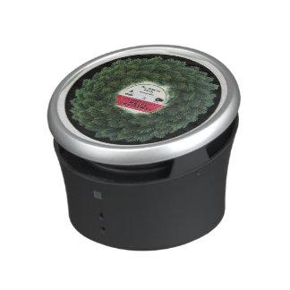 White Christmas Record Speaker