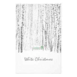 White Christmas Tale 14 Cm X 21.5 Cm Flyer