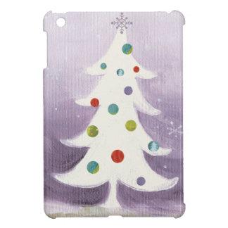 White Christmas Tree Case For The iPad Mini