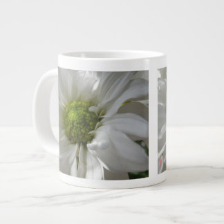 White Chrysanthemum Mug