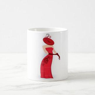 white classic 11oz mug custom image