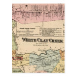 White Clay Creek, Newark Postcard