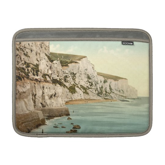 White Cliffs of Dover, Kent, England MacBook Air Sleeve