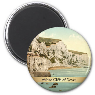 White Cliffs of Dover, Kent, England Refrigerator Magnet
