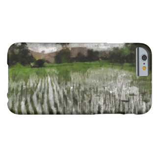 White crop barely there iPhone 6 case