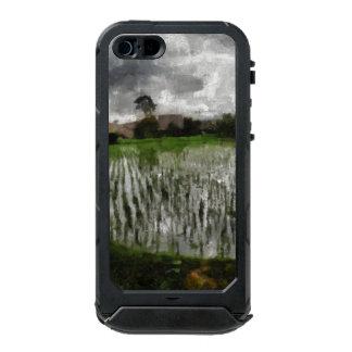White crop incipio ATLAS ID™ iPhone 5 case