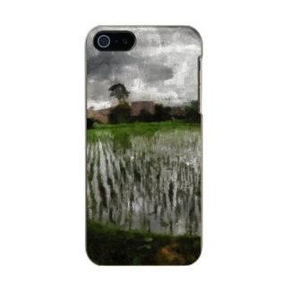 White crop incipio feather® shine iPhone 5 case