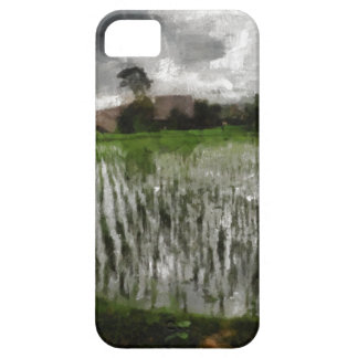White crop iPhone 5 covers